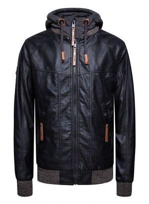 Men's Blackmogoo leather Jacket for Sale in Smyrna, TN