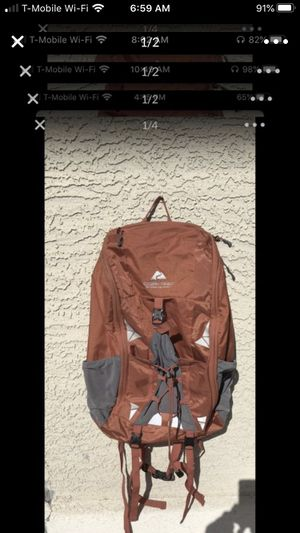 Ozark Trail hiking backpack for Sale in Phoenix, AZ