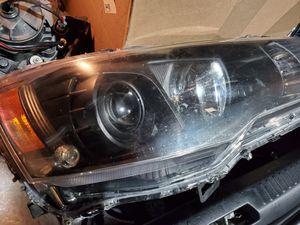 Evo x/Lancer headlights for Sale in Palatine, IL