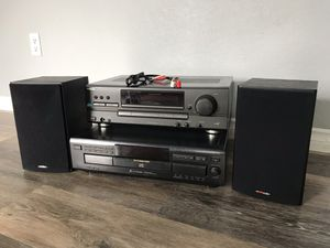 6-CD Changer Stereo System for Sale in El Cajon, CA