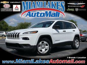2014 Jeep Cherokee for Sale in Miami Gardens, FL