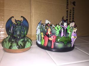 Disney Villains large candle holder for Sale in South Miami, FL