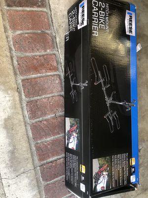 Brand new bike rack 2 bike carrier for Sale in Glendora, CA