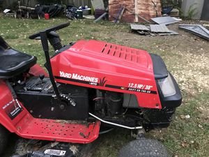 Yard machine grass tractor for Sale in Alexandria, VA