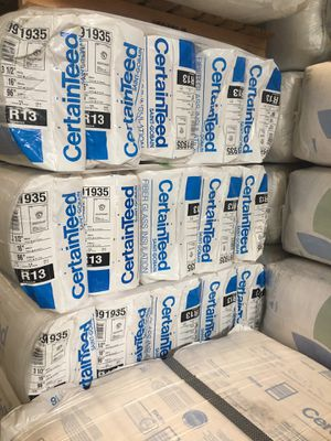 R-13 WALL INSULATION 55% LESS THAN AT LOWES. for Sale in Bellevue, WA
