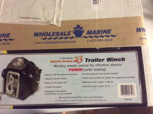 Power Winch for Sale in Tacoma, WA