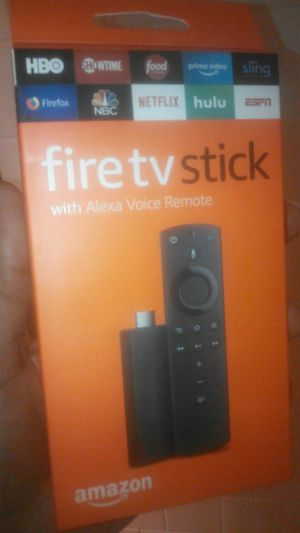 Become the TV MASTER. AMAZON FIRE appsx stick for Sale in Atlanta, GA