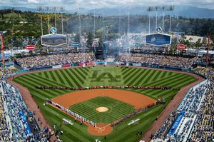 Dodgers vs Giants Opening Day 2020 for Sale in Fontana, CA