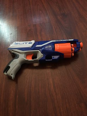 Disruptor nerf gun with bullets for Sale in Peoria, AZ