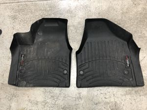 2017 Chrysler Pacifica wether tech floor mats for Sale in Appleton, WI