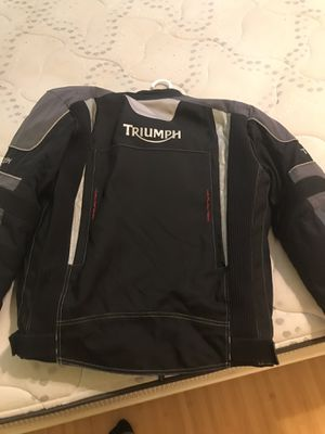 Triumph jacket motorcycle for Sale in Windermere, FL