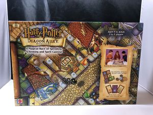 Harry Potter Diagon Alley Board Game for Sale in Phoenix, AZ