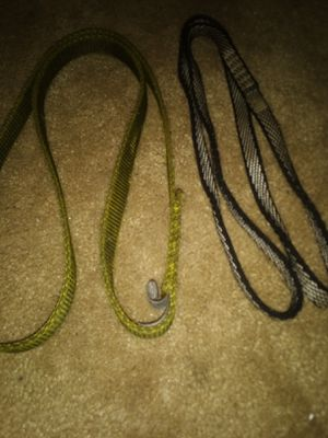 Rigging/ climbing straps for Sale in Fairfield, CA
