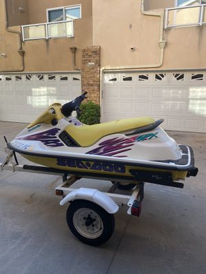 Seadoo SPX with trailer for Sale in San Diego, CA