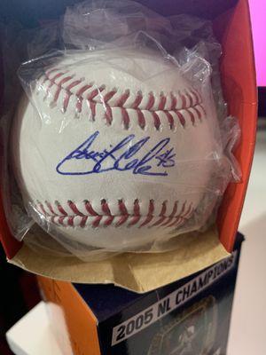 Gerritt Cole Autographed Baseball for Sale in League City, TX