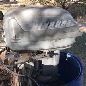 1950 Evinrude Motor for Sale in Mesa, AZ
