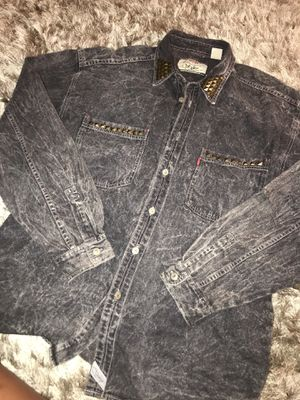 Levi's Denim Shirt for Sale in Baltimore, MD