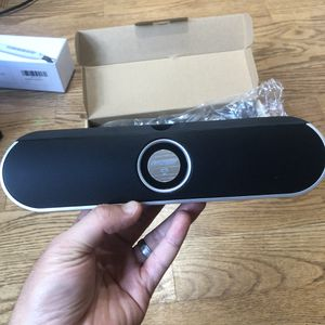 NEW - Wireless Bluetooth Speaker/ Tablet iPad iPhone Holder for Sale in Mount Prospect, IL