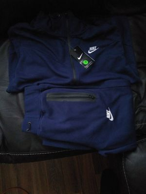 Sizes s m l 3x hmu$70 each mens Nike sweatsuits for Sale in Buffalo, NY