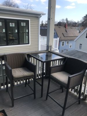 Patio/deck furniture for Sale in Brookline, MA