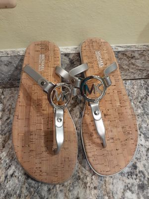Michael Kors sandals size 7 for Sale in NEW PRT RCHY, FL