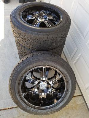 """20"""" F150 Wheels & Bridgestone Tires for Sale in Chicago, IL"""