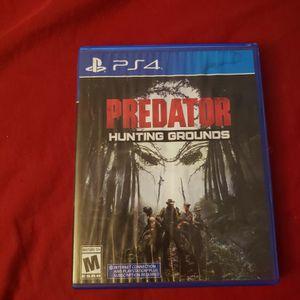 Predator Ps4 for Sale in Fort Lauderdale, FL