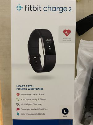 Fitbit Charge 2 - L for Sale in Arcadia, CA