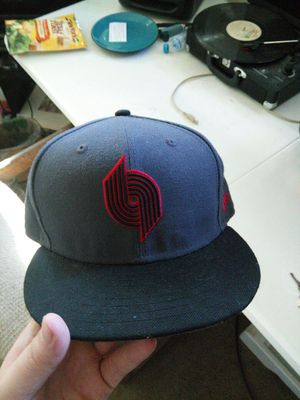 Blazers Fitted Hat Size 7 3/4 for Sale in Gresham, OR