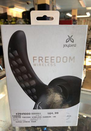 Jaybird Freedom wireless earbuds for Sale in San Diego, CA