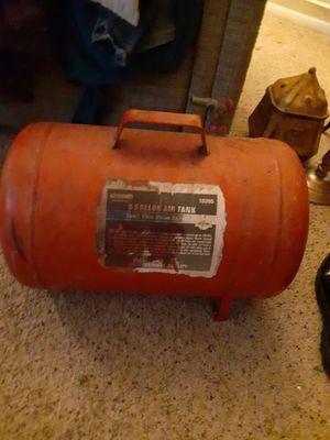 5 gallon air tank for Sale in Fort Wayne, IN