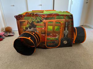 Ninja turtle Play tent for Sale in Colorado Springs, CO