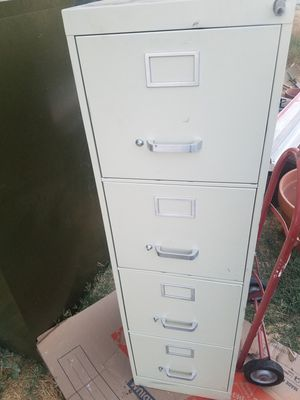 Filing cabinets for Sale in Perris, CA