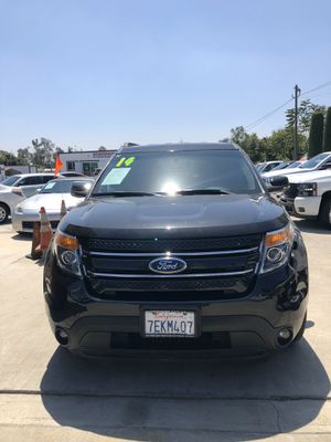 2014 Ford Explorer for Sale in Bloomington, CA