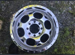 Four 20 inch ford rims 8 lung for Sale in Alton, ME