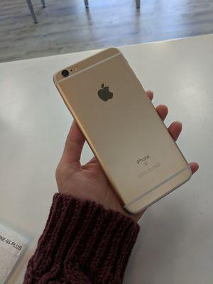 128GB APPLE IPHONE 6S PLUS UNLOCKED for Sale in Seattle, WA