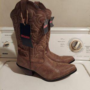 womans brand new durango boots size 8.5 for Sale in Wichita, KS