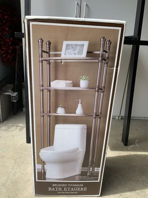 Etagere or bathroom shelf for Sale in Vancouver, WA