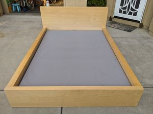Free - Ikea Full Bed Frame - Missing parts for Sale in Elk Grove, CA