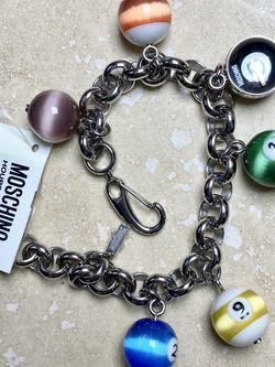 Moschino Time 4 Pool Charm Bracelet Watch NWT for Sale in Auburn,  WA