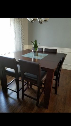 Dining table + 8 chairs for Sale in Versailles, KY