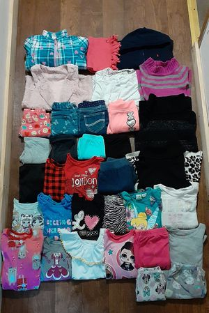 Girls 4T fall/winter clothing lot for Sale in Wichita, KS