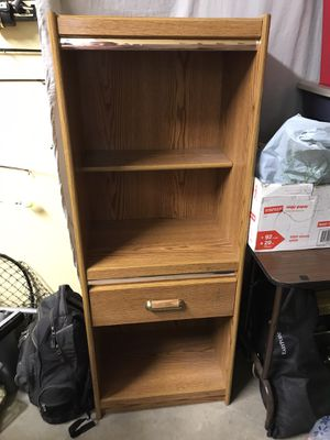 BOOKSHELVES WITH DRAWER for Sale in Sacramento, CA
