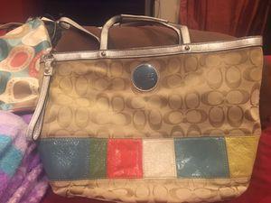 Coach purses good condition!!! Bolsas coach buenas condiciones for Sale in Brownsville, TX