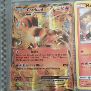 Chrizard EX pokemon trading card for Sale in Vallejo, CA