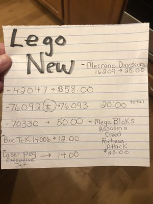 Lego/ LEGO style for Sale in Leesburg, VA