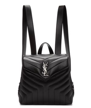Authentic YSL Black Small Loulou Backpack for Sale in Atlanta, GA