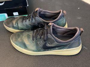 Nike SB Nyjah men's skate shoes size 10.5 for Sale in Jacksonville, FL