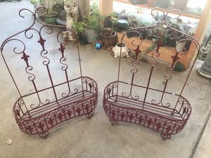 Plant holder baskets for Sale in Escondido, CA
