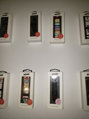 Casetify apple watch band /iphone cases for Sale in South Gate, CA